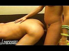 Bianka and Dan - bareback she bang