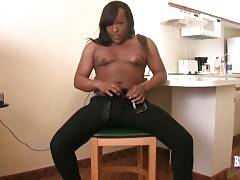 Chocolate Tranny Strips For Your Joy 1