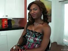 Sexy T-Ebony Chanel Couture Wants Some Fun 1