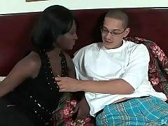 Ebony tdoll and her bf